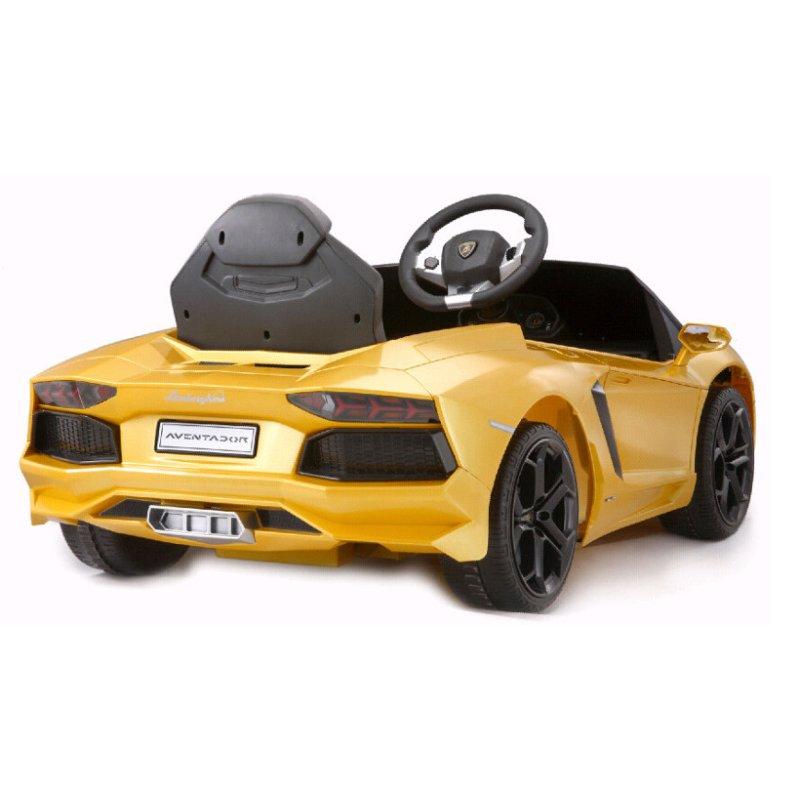 kinderfahrzeug elektro auto lamborghini aventador lp 700 4 qu. Black Bedroom Furniture Sets. Home Design Ideas