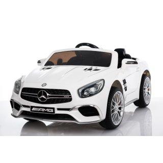 Kinderfahrzeug lizenziert 12V4.5AH Akku, Elektro Auto Mercedes GLA45 AMG