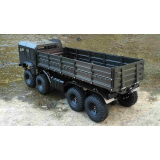 Amewi AMXrock Truck Heavy Metal No 8 Scaled Body Metal 4-achser KIT