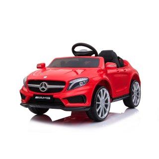 12V4.5AH Akku, Elektro Auto Mercedes GLA45 AMG lizenziert Kinderfahrzeug