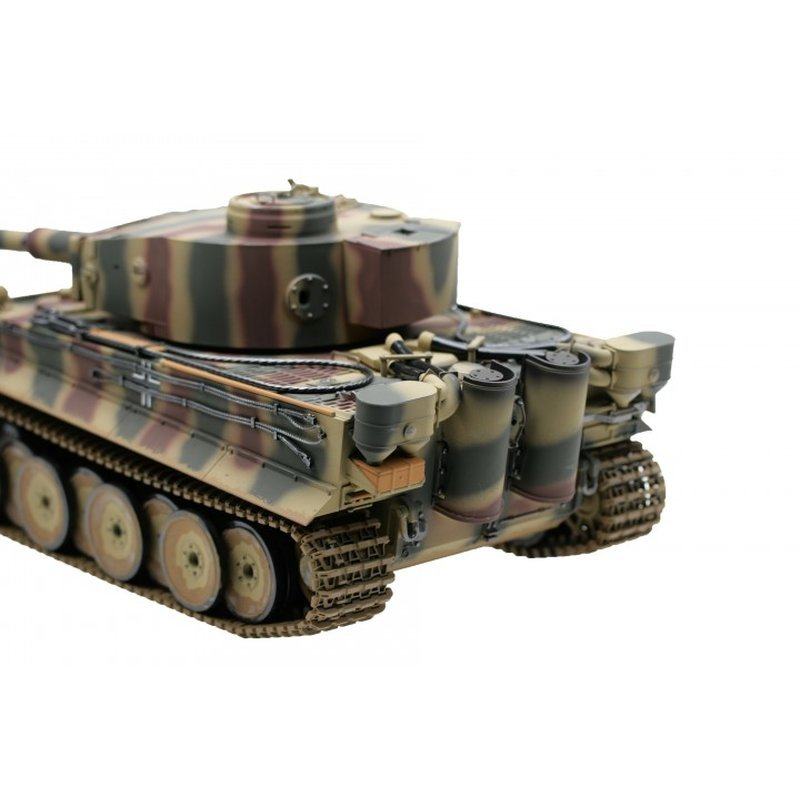 Tiger 1 Panzer mit Metallketten Metallunterwanne Frühe Version BB